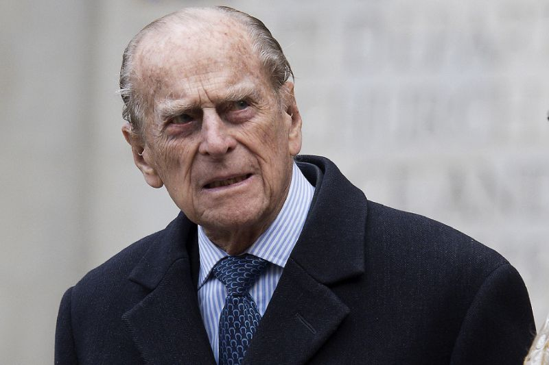 Britain's Prince Philip, 96, leaves hospital after infection