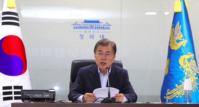 S. Korea strongly denounces DPRK's firing of ballistic missile
