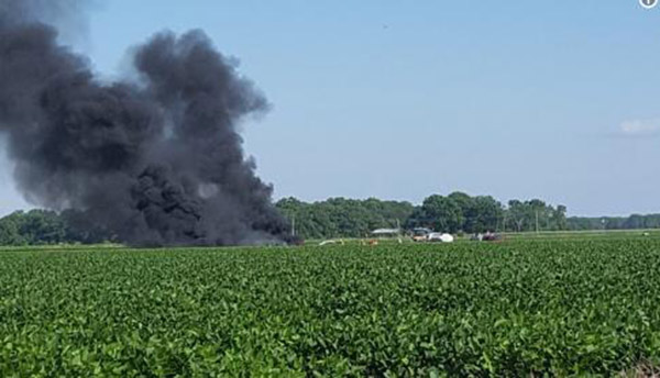 Death toll rises to 16 in US military plane crash