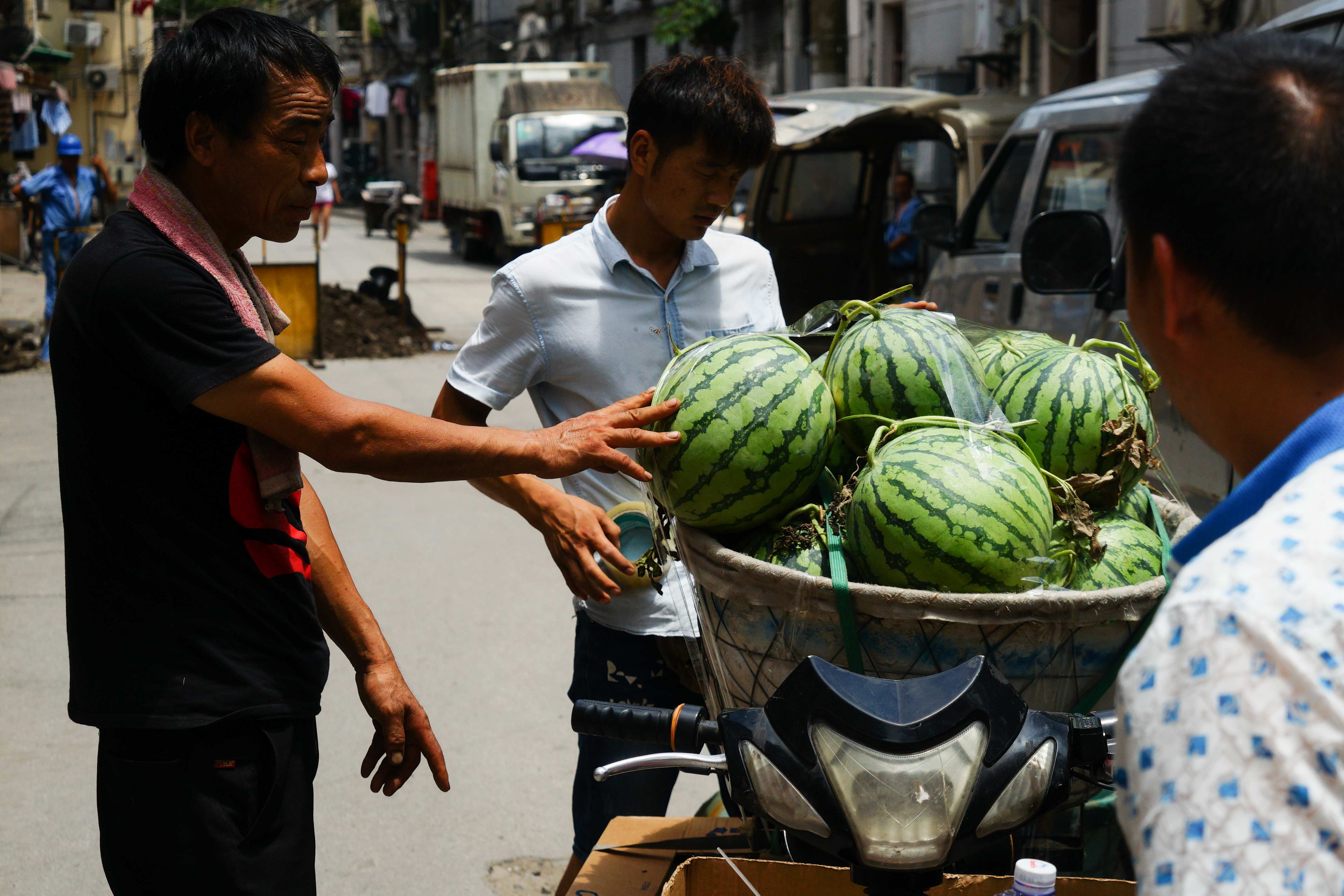 How to beat the summer heat in Shanghai without an air conditioner