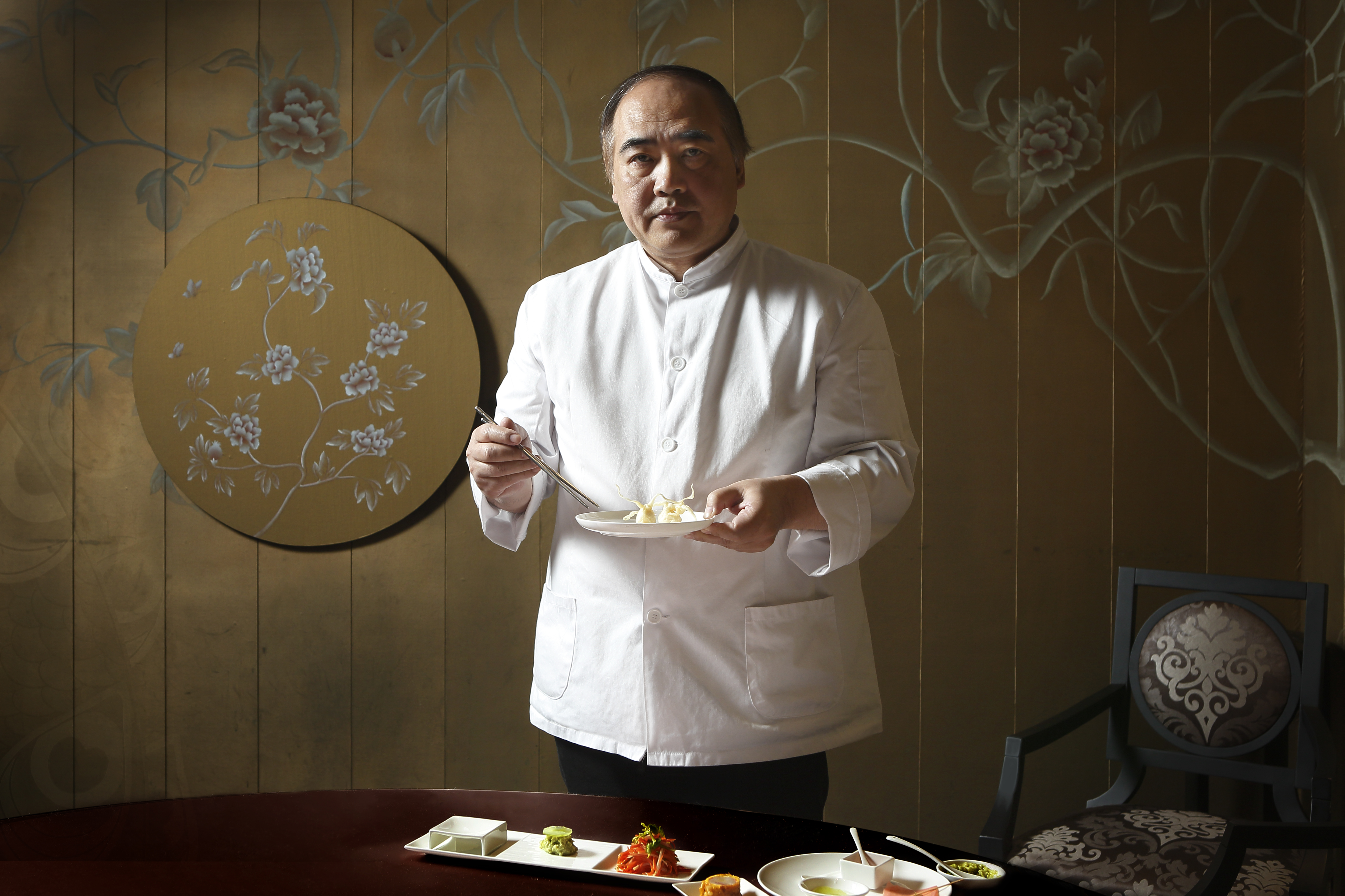 Recreating epicurean dishes served to the emperors