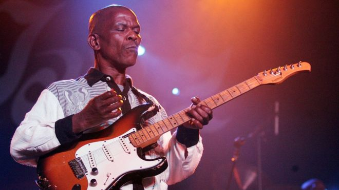 South African jazz musician Ray Phiri dies at age 70