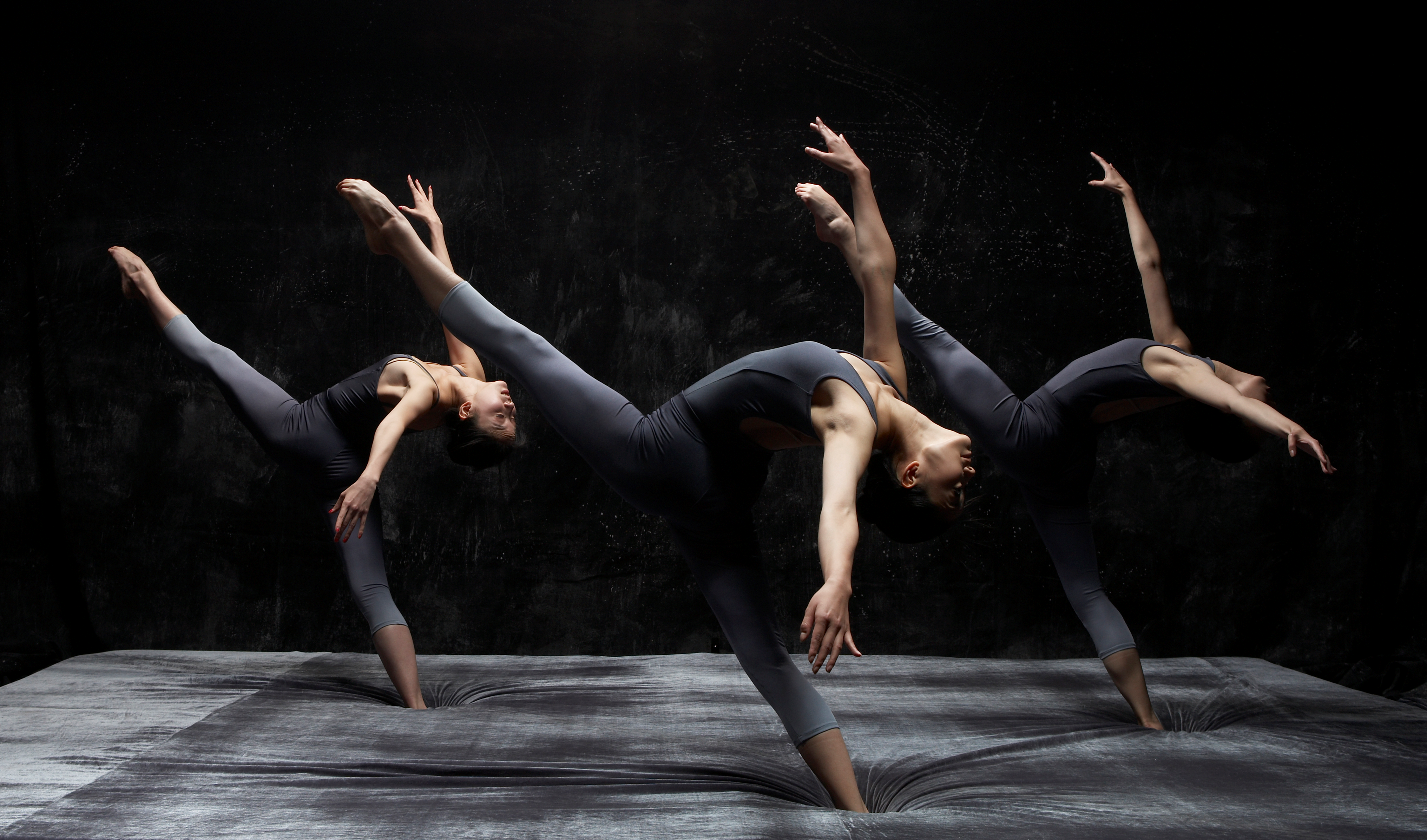 Contemporary dance troupe tackles environmental issues