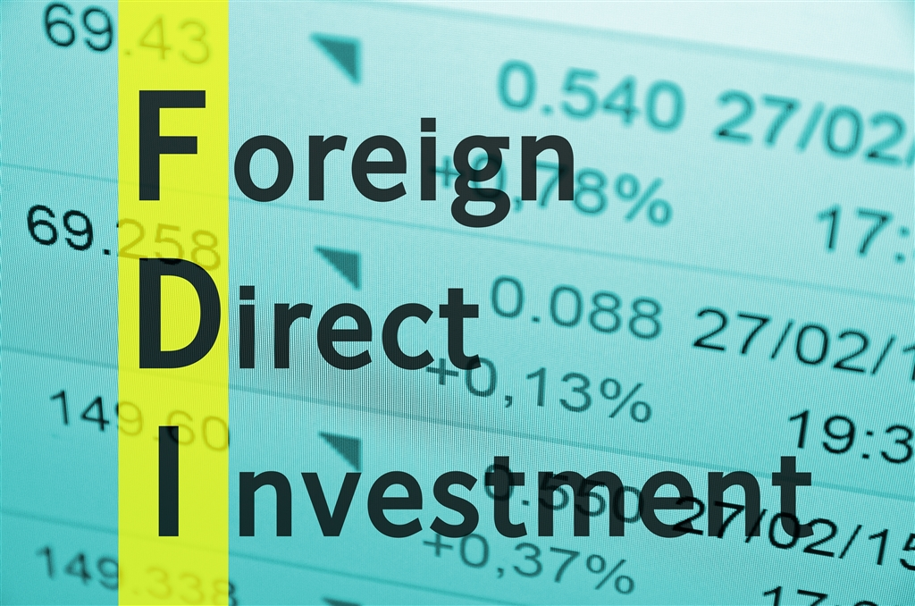 FDI into Chinese mainland edges up in June