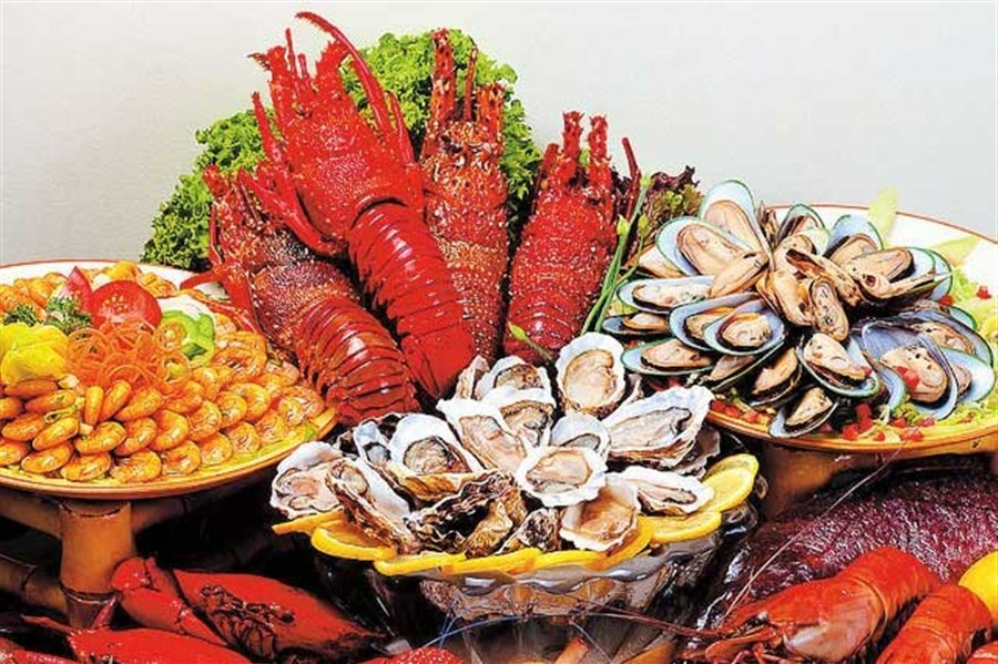 Seafood poisoning in red tides alert