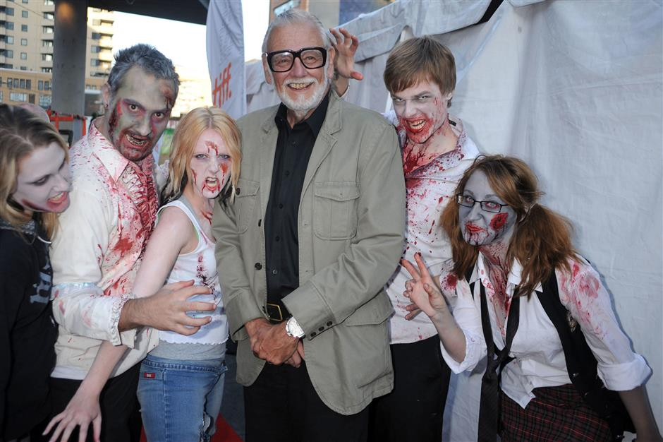 Father of zombie movies dies at 77