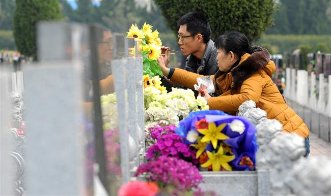 Change of weather, rich food mark the arrival of Qingming