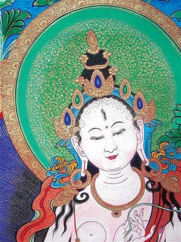Thangka, Legacy of the Silk Road