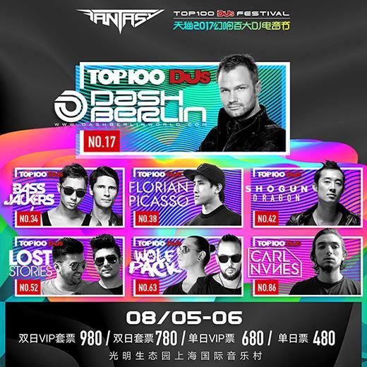 World's top DJs heading to Shanghai for music festival