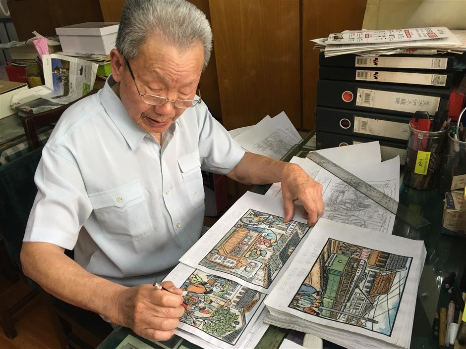 Community Star: Jiang Zhenguo