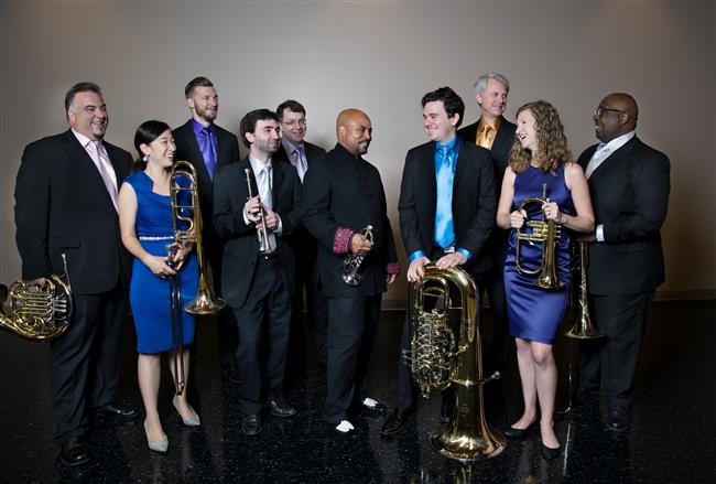 A dream team of virtuoso brass players