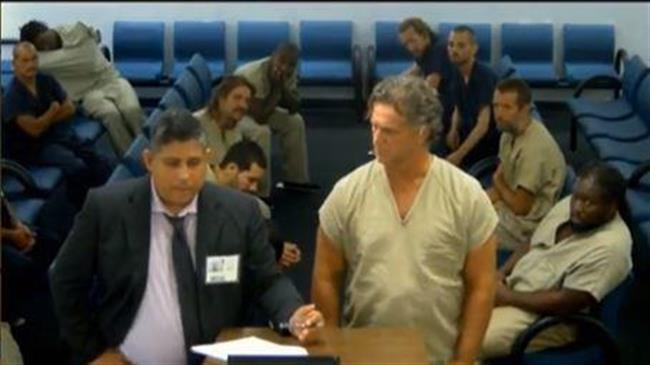 Florida man threatens to be judges' 'biggest nightmare'