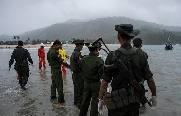 Bad weather caused deadly plane crash: Myanmar military
