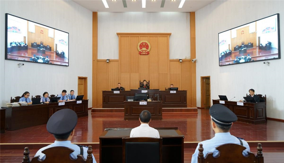 Chinese man stands trial for killing 19