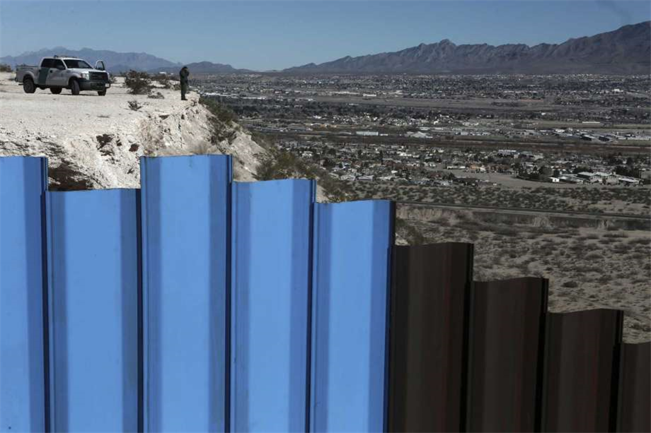 House to vote on Trump's US$1.6b border wall request next week