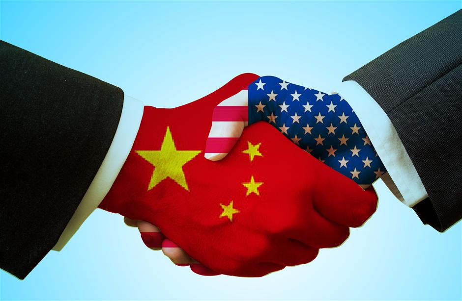 China, US to address trade imbalance, official says