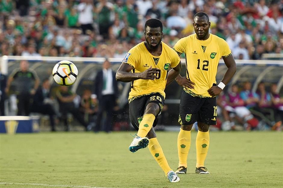 Jamaica stuns Mexico, books Gold Cup final with USA