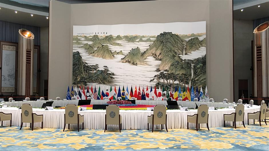 G20 Summit venues are now open to visitors