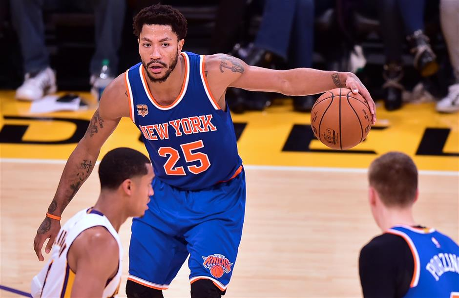 Rose reportedly agrees 1-year deal with Cavs