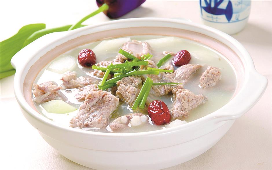 Home cuisines to balance the yin and yang