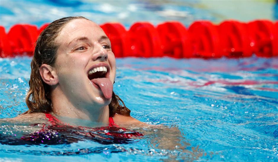 Emotional Hosszu retains 200m IM world title