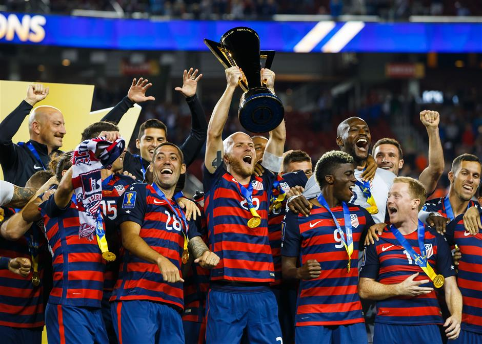 Late Morris goal delivers US sixth Gold Cup championship