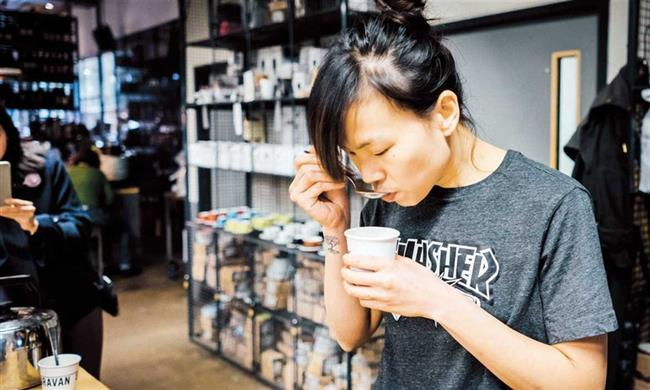 Cuppers strive for perfect coffee taste