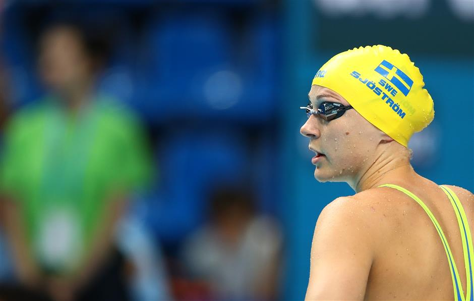 Sjostrom can get even faster, says Spitz