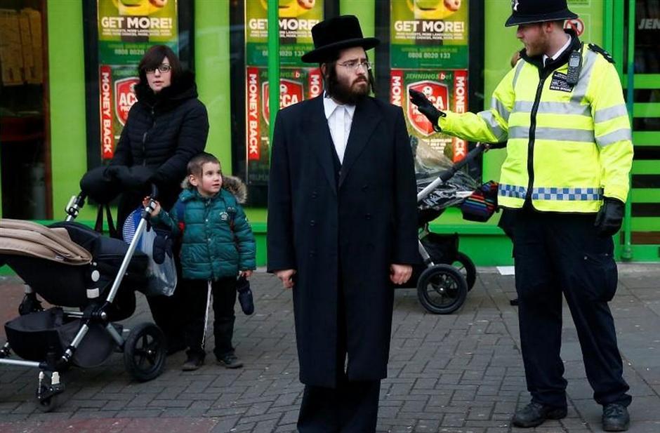 Anti-semitic incidents hit record high in Britain