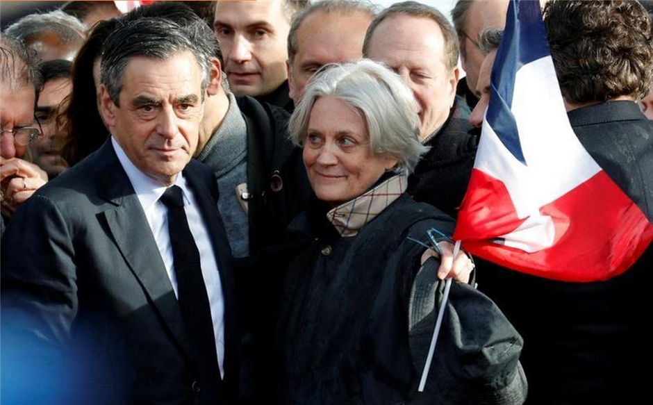 France bans hiring of spouses by politicians in wake of Fillon scandal