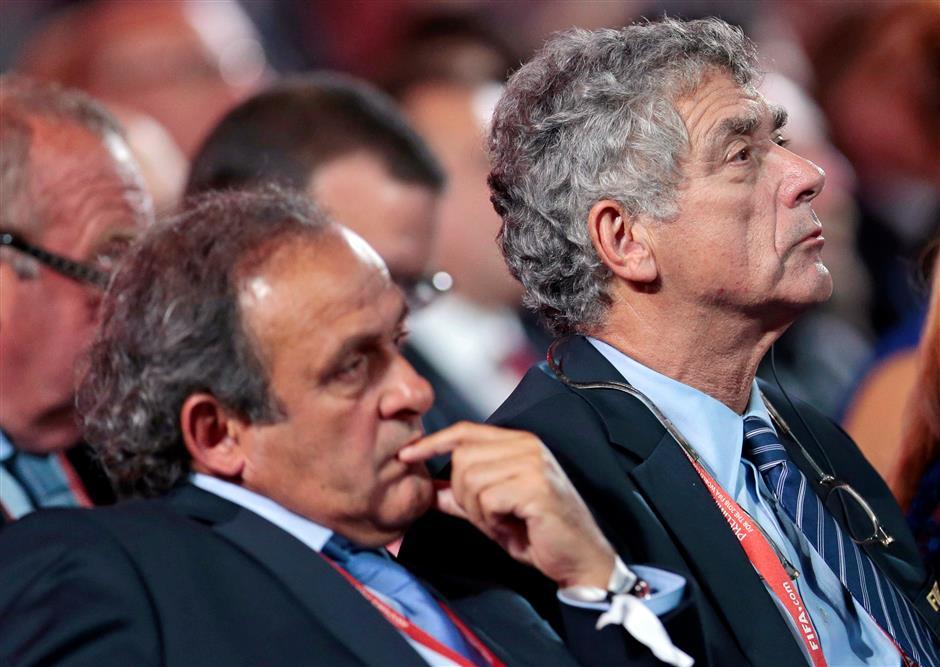 Senior FIFA VP Villar resigns amid another corruption case