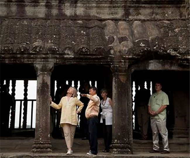 Japanese who helped save Angkor Wat awarded 'Asia's Nobel'