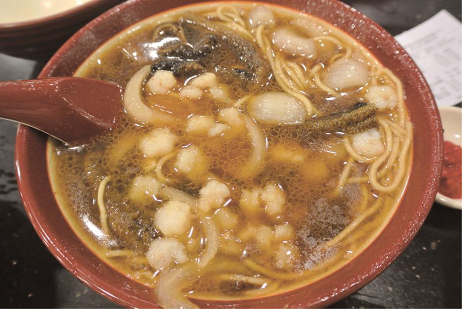 Authentic Huimin Road eateries still flourishing