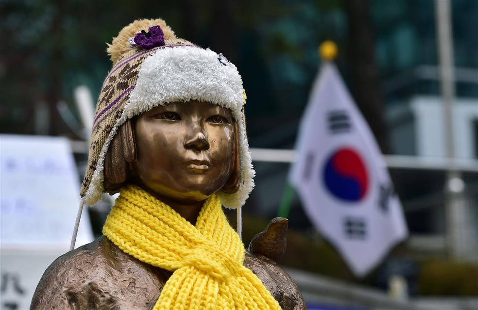 S. Korea starts review of 'comfort women' deal with Japan