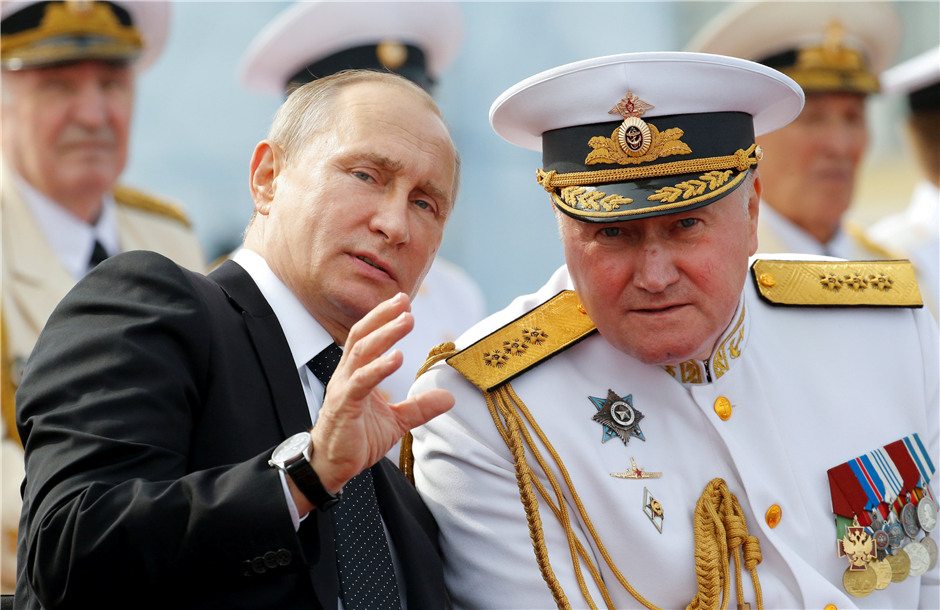 Putin lays down a number: US must cut 755 Moscow diplomats