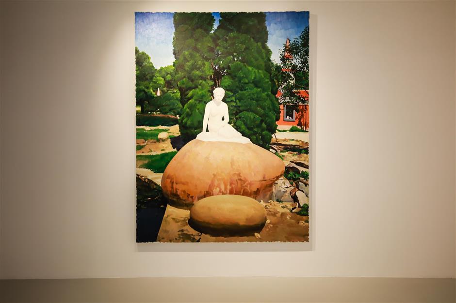 Themes of fantasy explored at innovative art exhibition