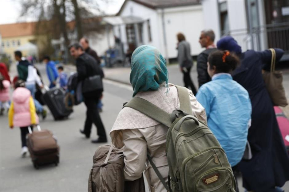 Immigrant population hits new high in Germany