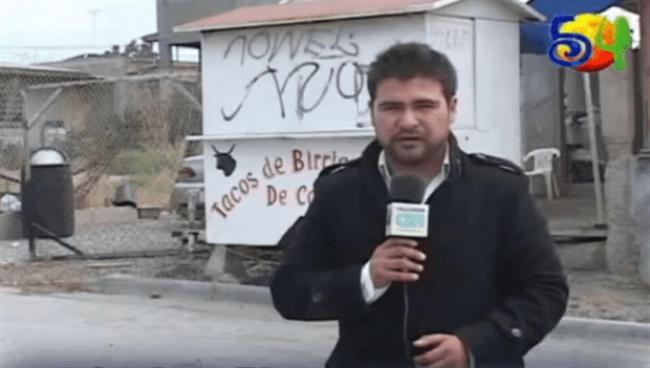 Journalist shot dead in northwestern Mexico