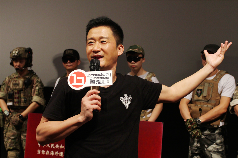 Chinese action film applauded by overseas audience