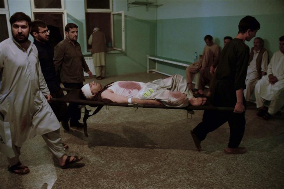 Death toll rises to 29 in mosque attack in Afghanistan