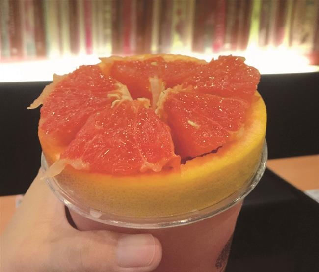 Specially crafted drinks are perfect for summer