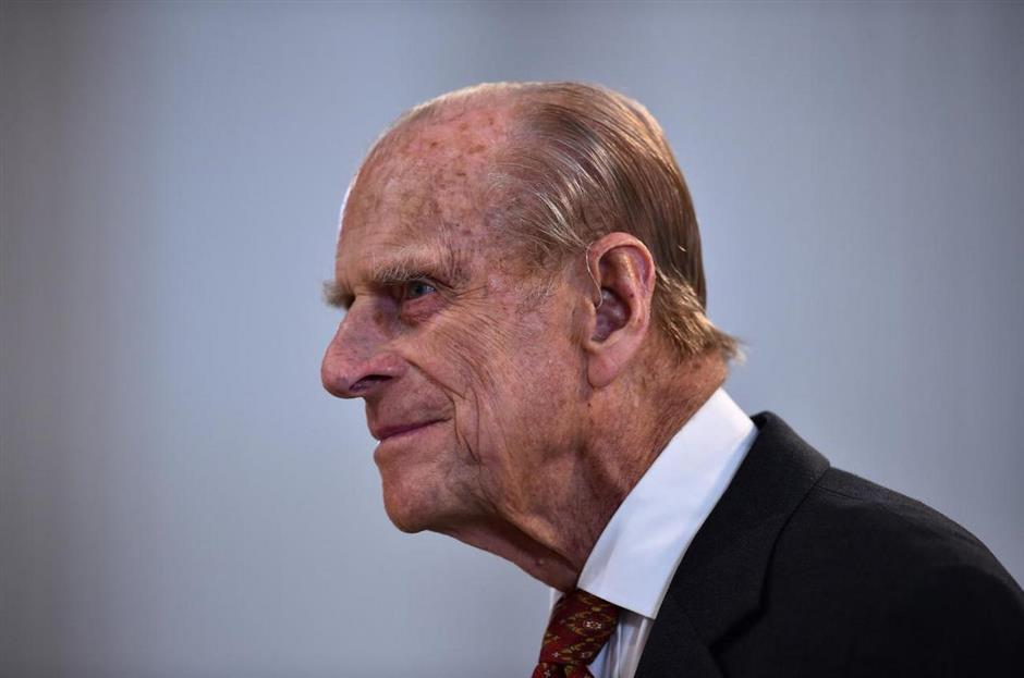 Britain's outspoken Prince Philip bows out of public life