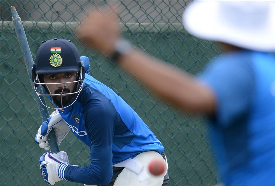 Rahul gets Kohli backing for test return against Sri Lanka