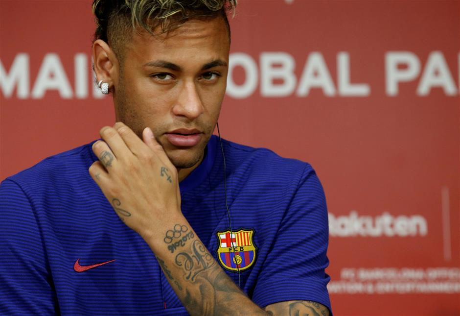 PSG signing Brazil star Neymar a PR coup for isolated Qatar
