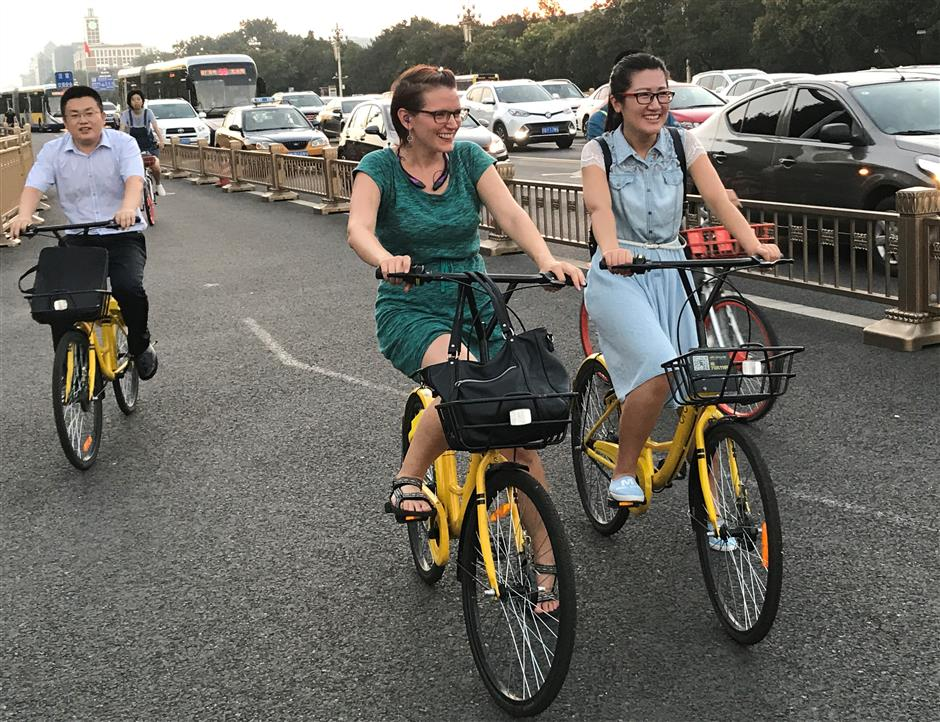 New rules set to improve the use of shared bikes