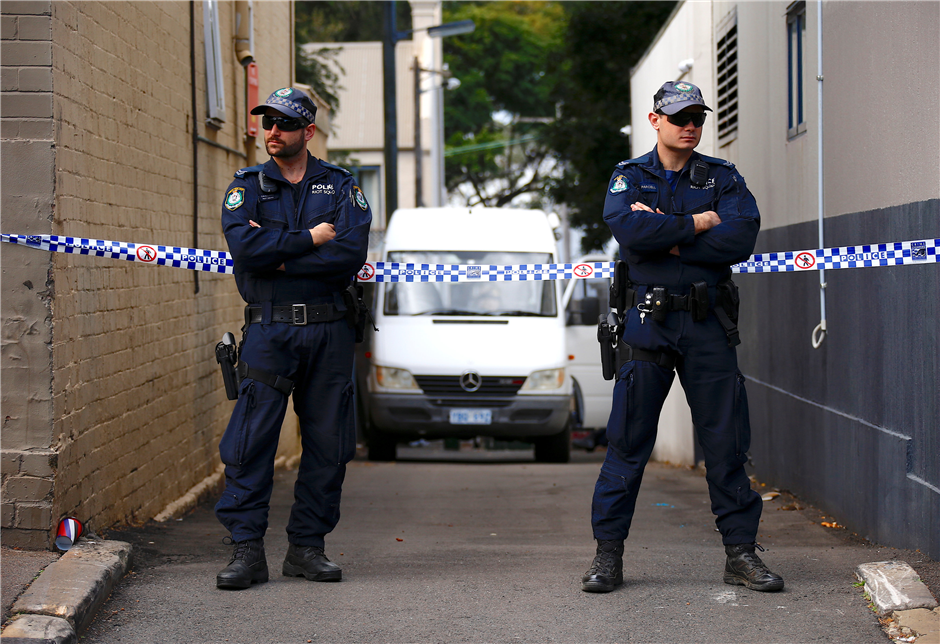 Australia charges two with terrorism offences in 'Islamic-inspired' plot