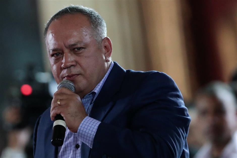 Venezuela official: Military quashes attack at base