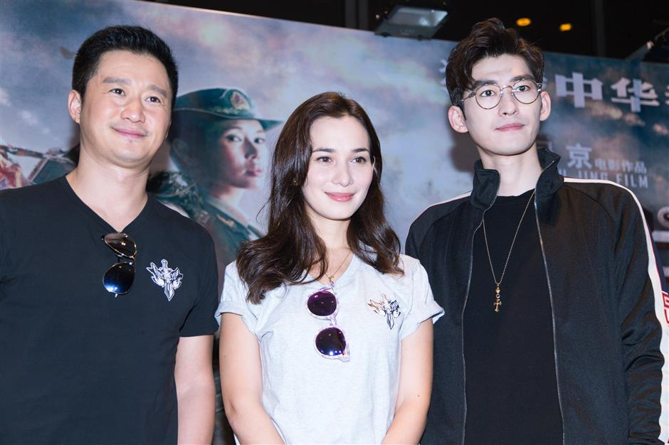 'Wolf Warrior 2' takes second place in China's all-time box office