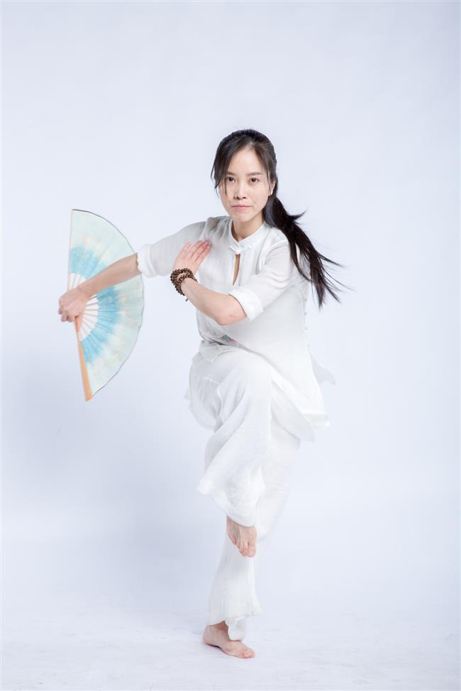 Champion does her bit to promote wushu culture