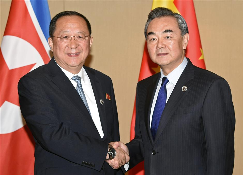 China tells NK to be 'smart' after sanctions